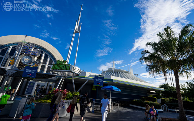 Space Mountain turned 40 last week!