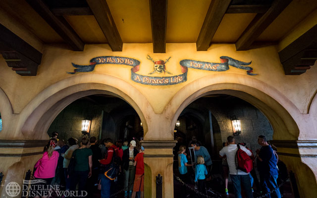Pirates is rumored to be going down for an extensive refurb later this year. Stay tuned!