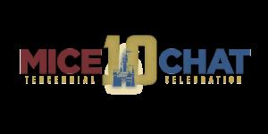 MiceChat-10thlogo