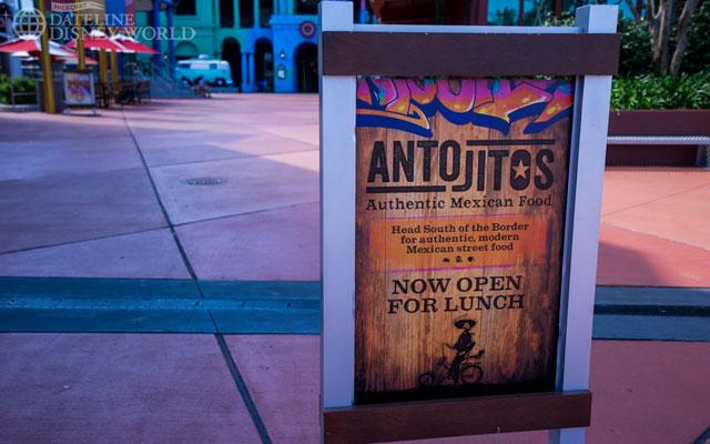 So is Antojitos!
