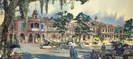 Herb-Ryman-New-Orleans-Square