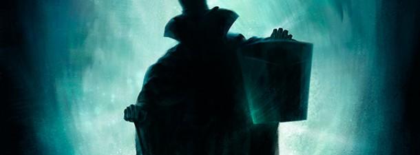 Disney's concept art for the returning specter.