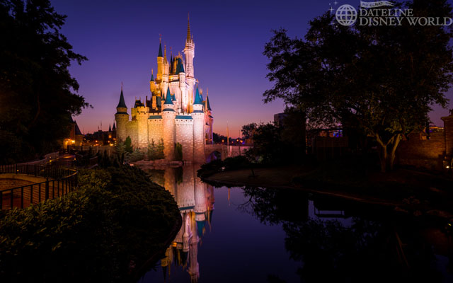 The Magic Kingdom was open for 24 hours this past week. I was lucky enough to attend the first sunrise and capture some fun photos.