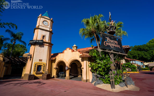 Pirates is now closed for its almost summer long refurbishment.