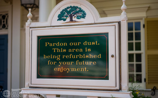 Liberty Tree Tavern is closed for refurbishment.