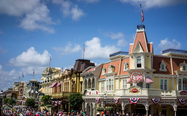 I'm not sure Main Street USA has looked this good in years.