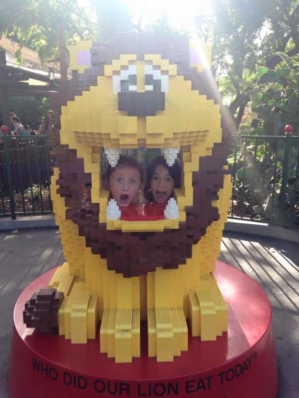 LEGO-Lion