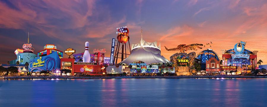 Island Disney Fl