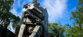 We do know however, that by the end of the year, there will be new Star Tours destinations to go along with Episode VII - The Force Awakens.