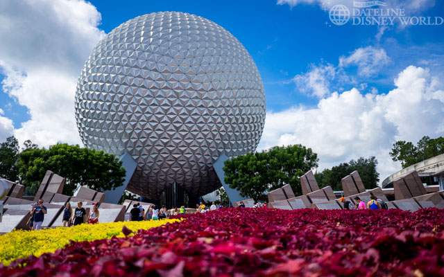Welcome to Epcot!
