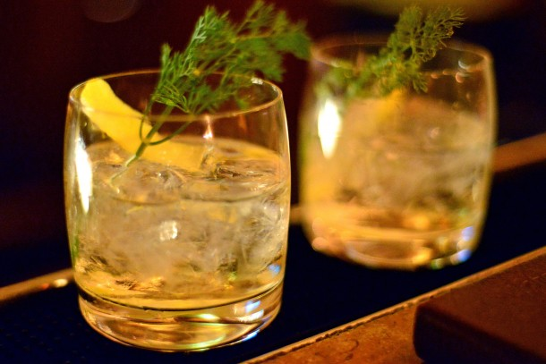Dill Gine & Tonic