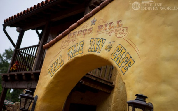 Pecos Bill had a big menu change this week, ditching burgers and chicken and going Tex Mex.