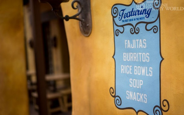Good for Disney for adding some variety to MK dining. Hopefully it lasts.