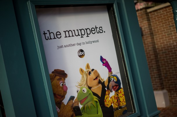 Synergy for the new Muppets ABC show.