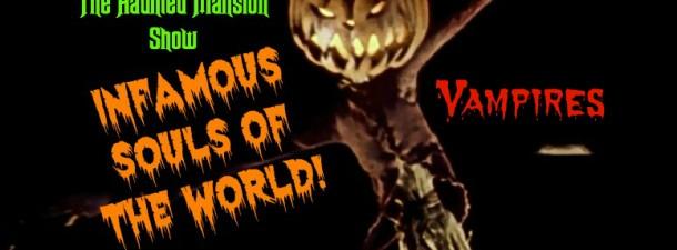 ISOTW- Vampires
