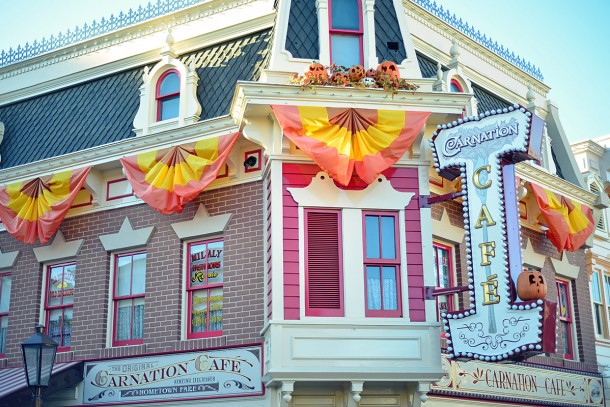 Dining in the Parks - Carnation Cafe