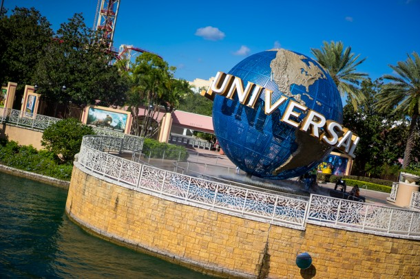 Welcome to Universal!