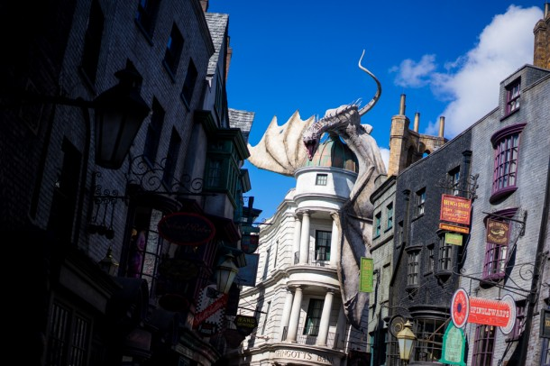 Diagon Alley update: still awesome.