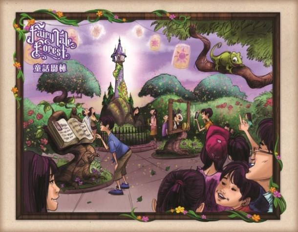 FairyTale-Forest-HKDL