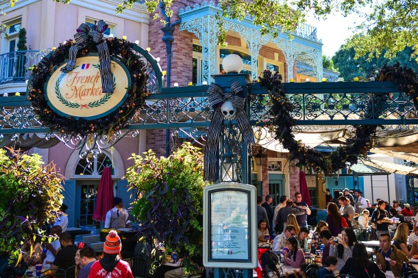 French Market Restaurant Disneyland