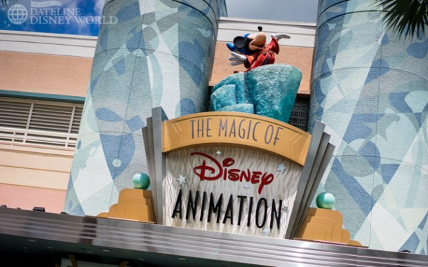 The Magic of Disney Animation closed at the Studios.