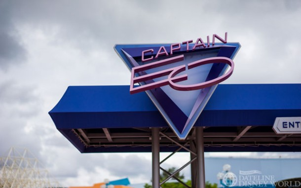 Captain EO closed again, this time for a Disney/Pixar short film festival, with shorts that can be found on Netflix.