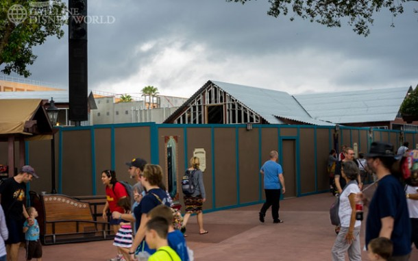 Arendelle continues to grow and will open next year.