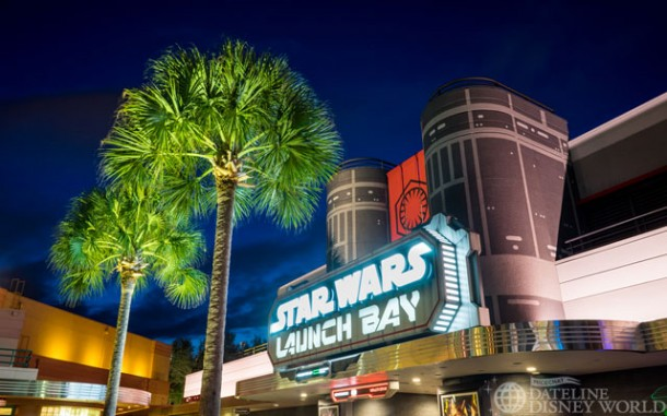 Star Wars Launch Bay opened, along with the new Jedi Training, Path of the Jedi movie, and a new scene was added to Star Tours from The Force Awakens.
