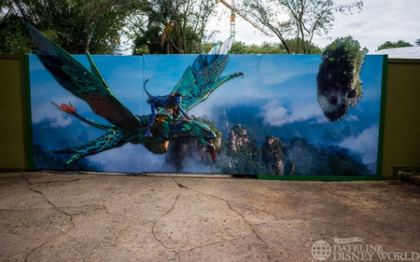 Finally, Disney has acknowledged the Avatar presence coming to the park.