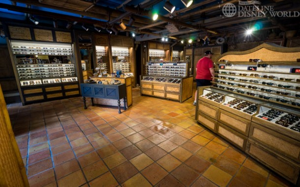 A Sunglass Hut opened in Magic Kingdom which didn't excite fans.