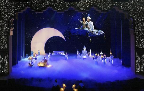 Disney's Aladdin – A Musical Spectacular