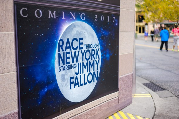 Race Through New York opens in 2017.