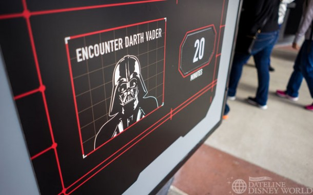 Next month, Kylo Ren will be taking over here for Darth Vader.