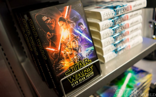 Now that the movie is out, you can buy the official novelization at Launch Bay Cargo.