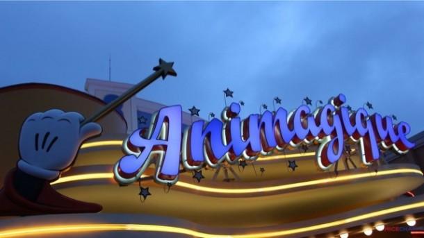 Animagique Night Shot