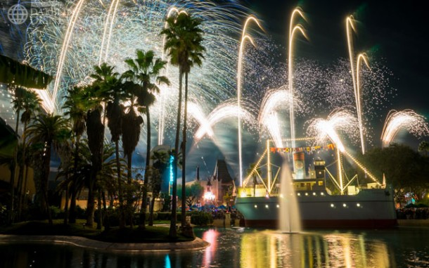 Disney has also announced that the fireworks will be updated.