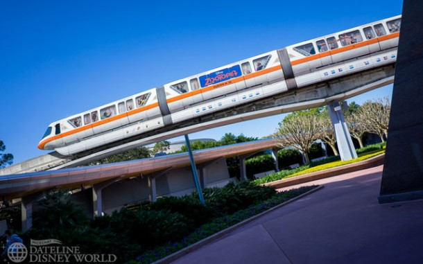 There is a Zootopia skin on Monorail Orange.
