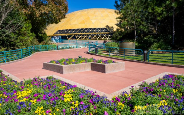 Soon, Wonders of Life will be the Festival Center for Flower and Garden once more.