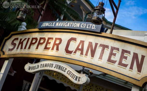 Skipper Canteen has been testing day of reservations.