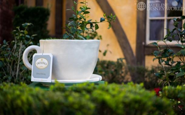Twinings tea in the UK.