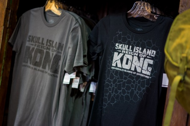 Reign of Kong merchandise is now available!