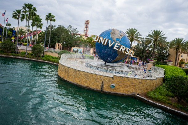 Welcome to Universal Orlando!