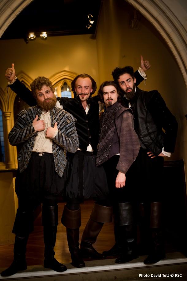 Shakespeare Live!