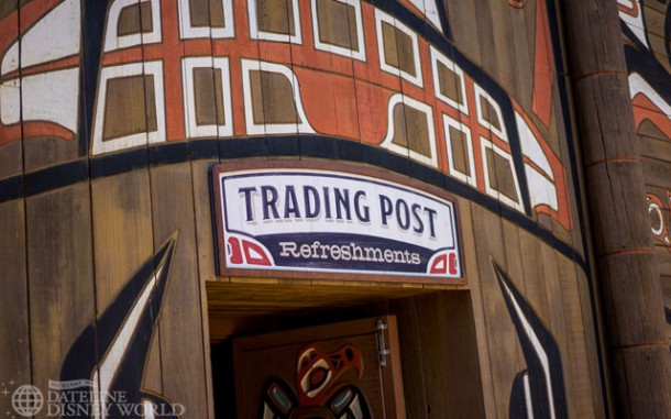 Is this Trading Post sign new?
