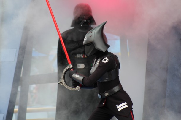The Seventh Sister joins Vader.