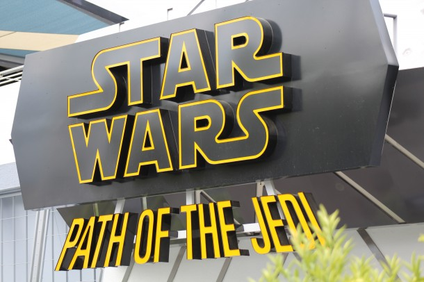 Path Of The Jedi continues it's run in the Tomorrowland Theater.