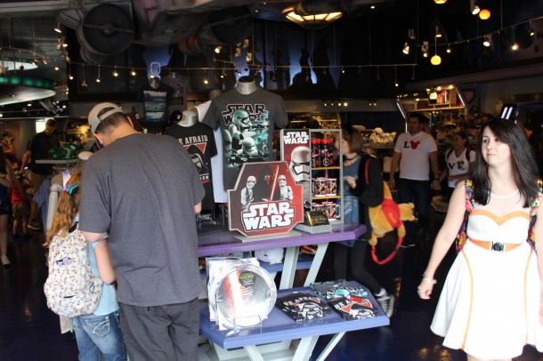 Star Trader continues to feature new merchandise.