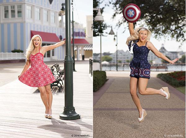 Hey, look! It's Disney's Boardwalk!