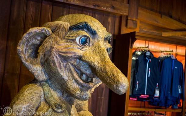Trolls still exist in the gift shop!