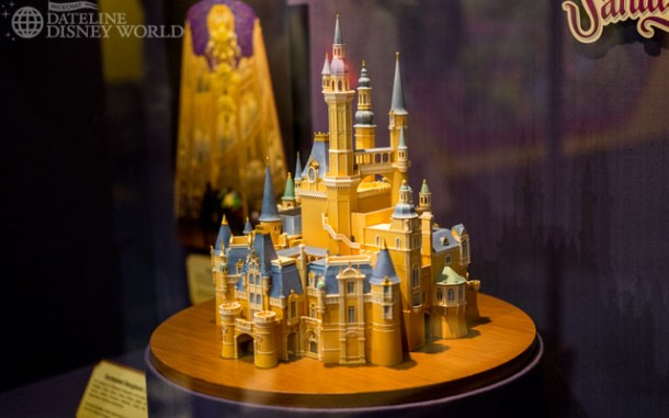 Enchanted Storybook Castle.